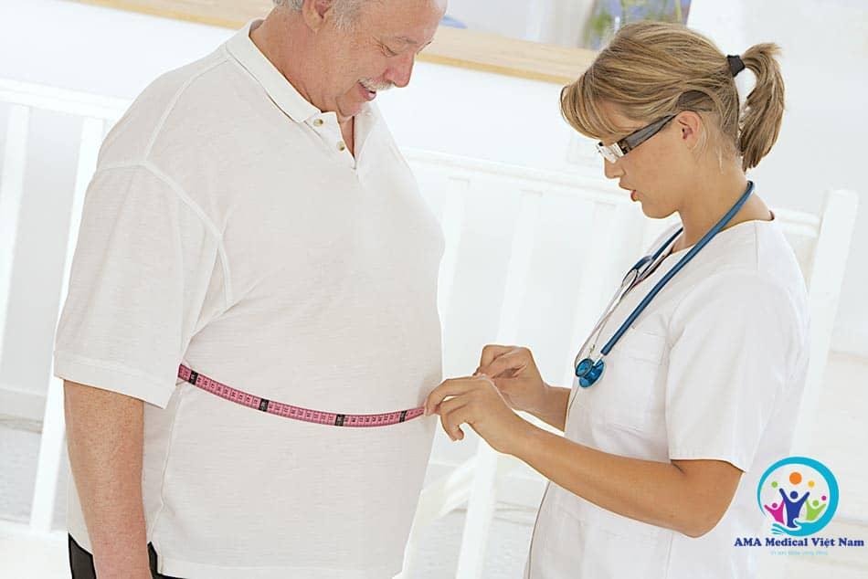 Béo phì là nguyên nhân gây ra bệnh tiểu đường