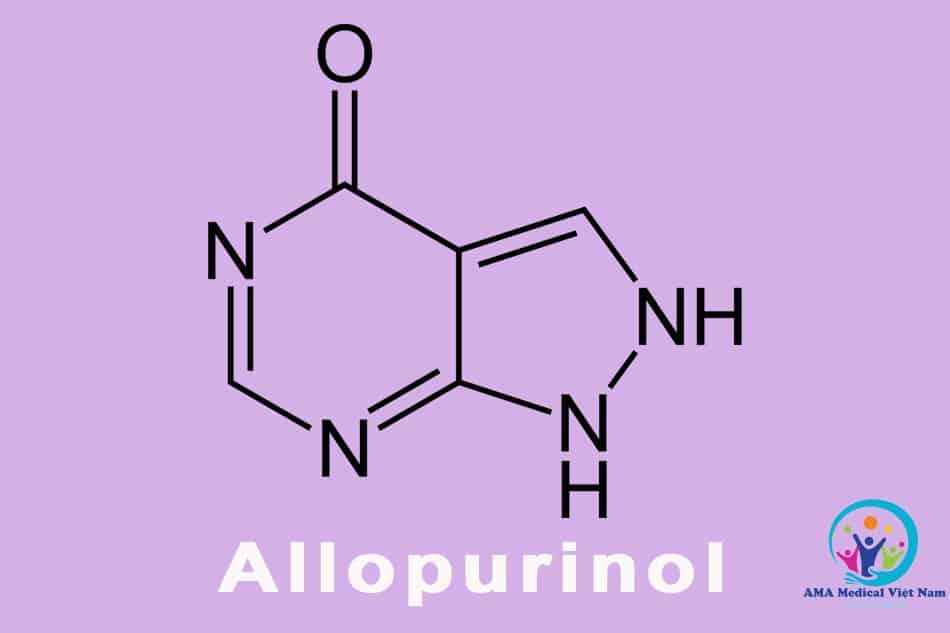 Hoạt chất Allopurinol