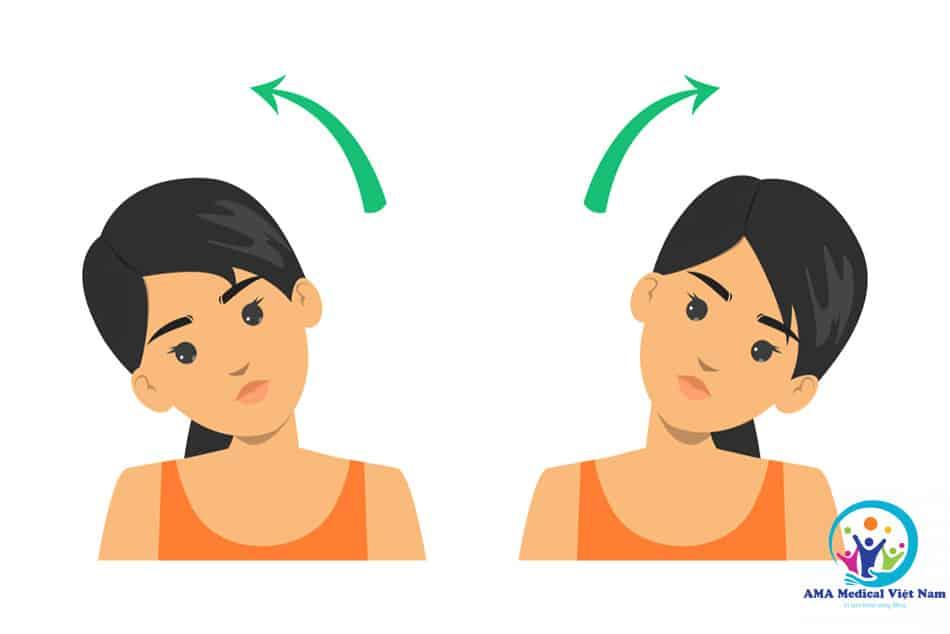 Bài tập Giải phóng cổ chữa đau mỏi vai gáy