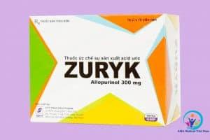 Thuốc Zuryk 300mg
