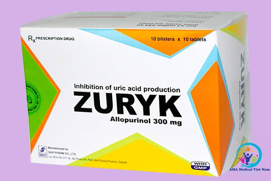Hộp thuốc Zuryk