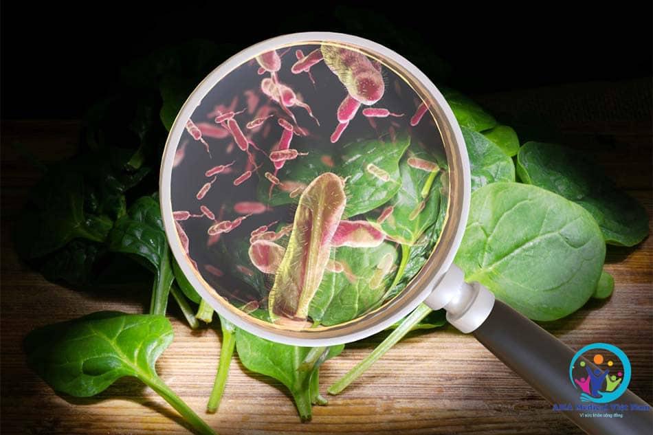 Dấu hiệu nhận biết bệnh do thực phẩm
