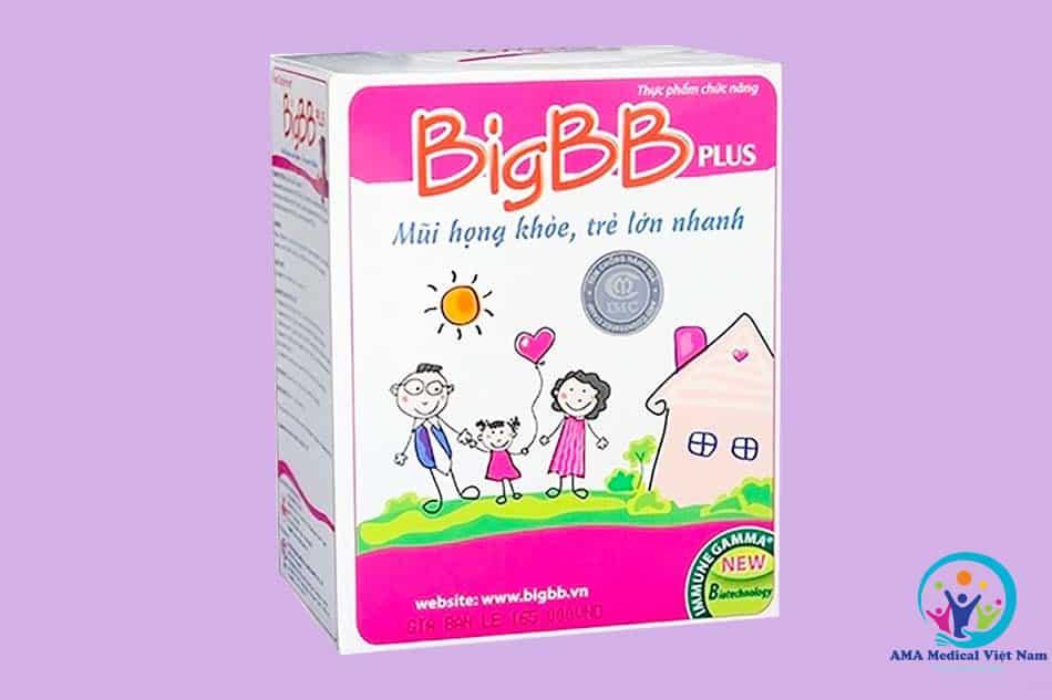 BigBB Plus màu hồng