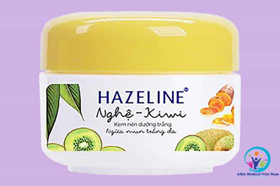 Kem dưỡng da Hazeline Nghệ - Kiwi