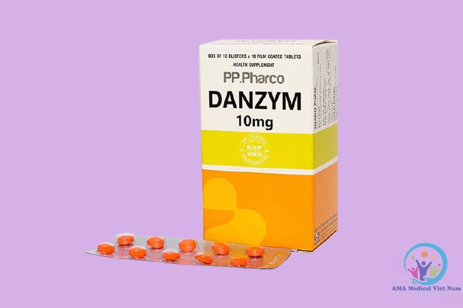 Hộp Danzym