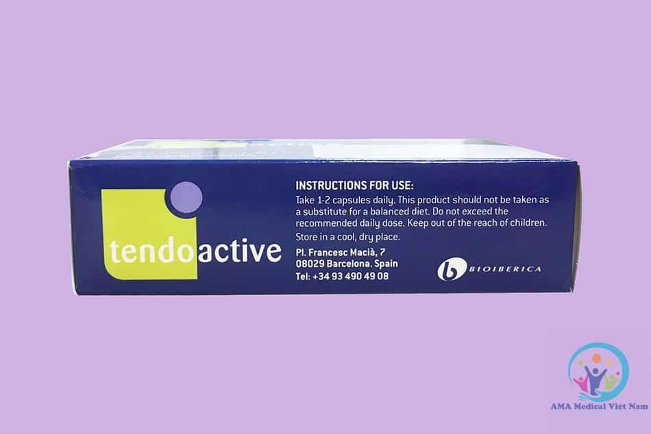 Tendoactive: Thuốc hay thực phẩm chức năng?
