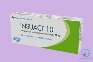 Thuốc Insuact 10