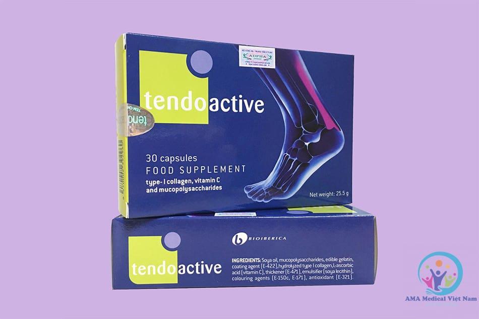 Thực phẩm bảo vệ sức khỏe Tendoactive