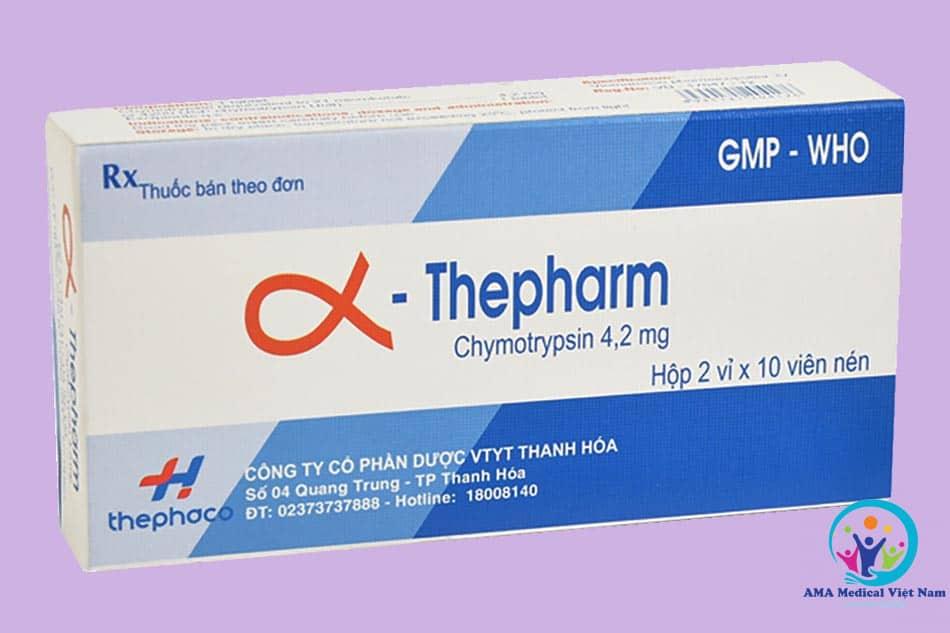 Hộp thuốc Thepharm