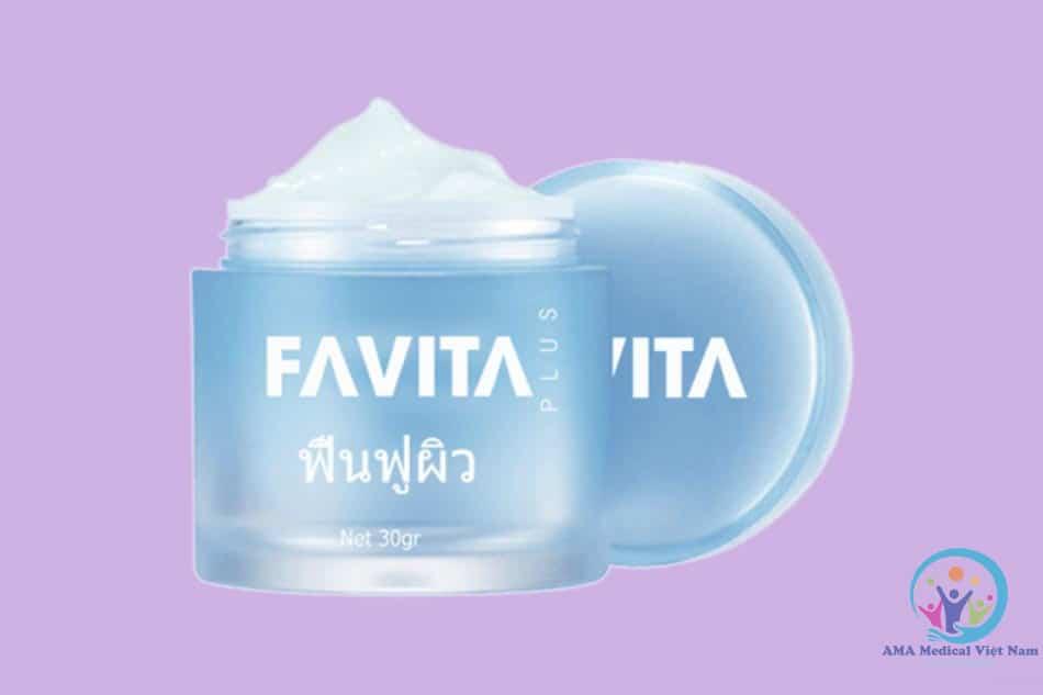 Lọ kem Favita Plus