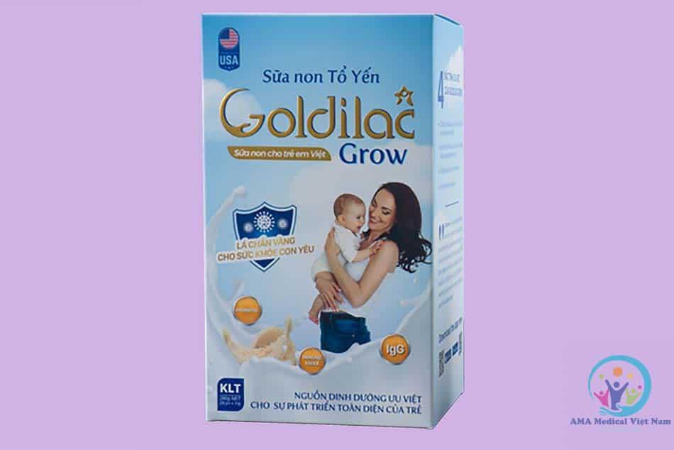 Hộp Goldilac Grow
