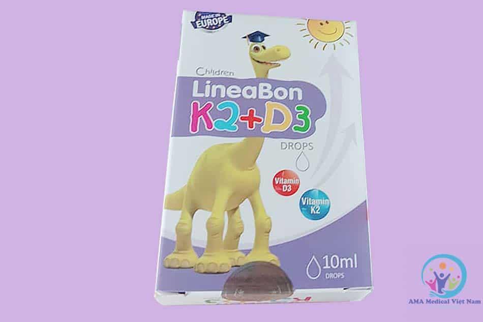 Hộp Lineabon K2+D3