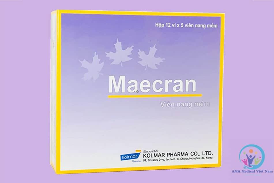 Hộp Maecran