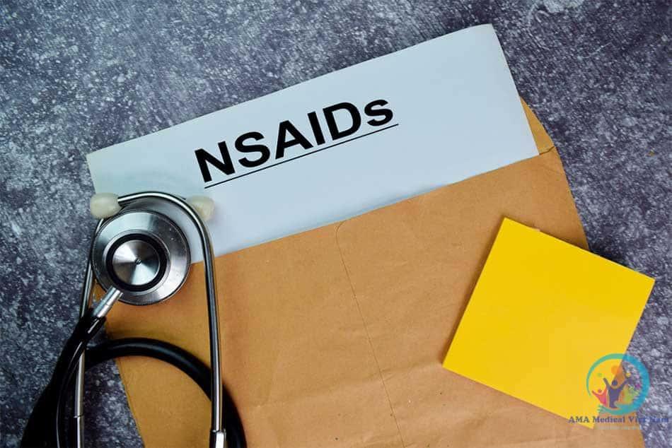 Sử dụng các thuốc NSAID để giảm đau, chống viêm