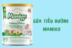 Sữa tiểu đường Mamigo