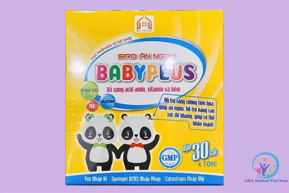 Hộp siro ăn ngon Baby Plus