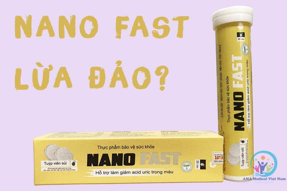 Nano fast lừa đảo?