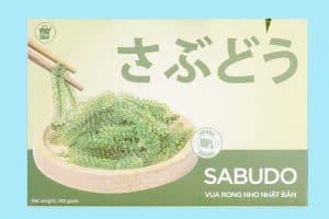 Hộp Rong nho Sabudo