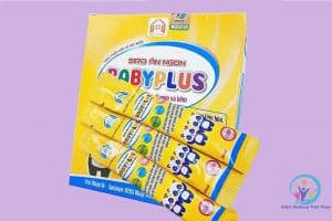 Siro ăn ngon Baby Plus có tốt không?