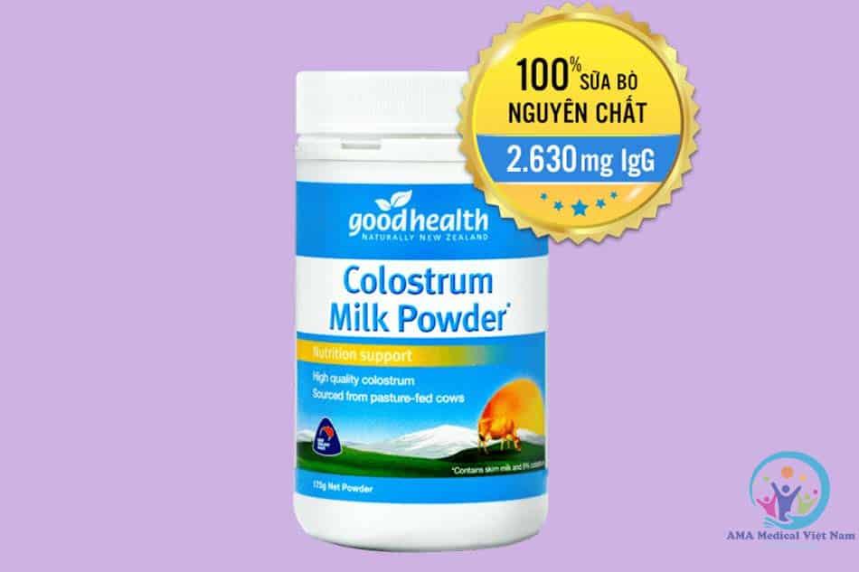Sữa non Goodhealth dùng cho trẻ sơ sinh
