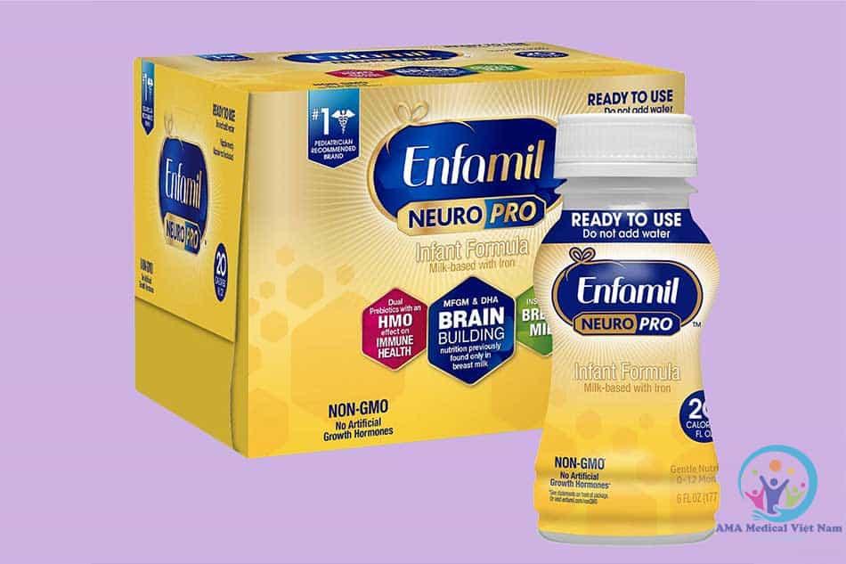 Sữa non dạng nước cho bé từ 0-12 tháng Enfamil Premium Infant