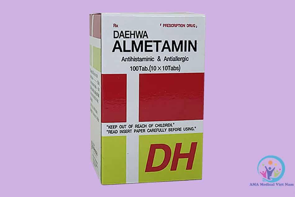 Thuốc Almetamin