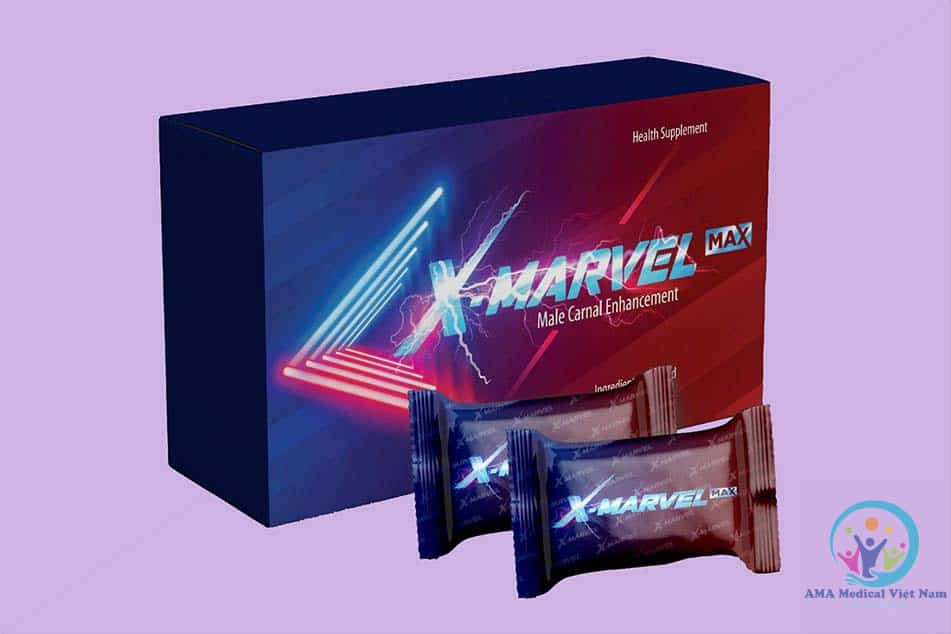 Viên ngậm X-Marvel