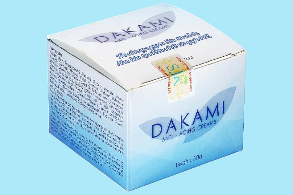 Hộp Dakami