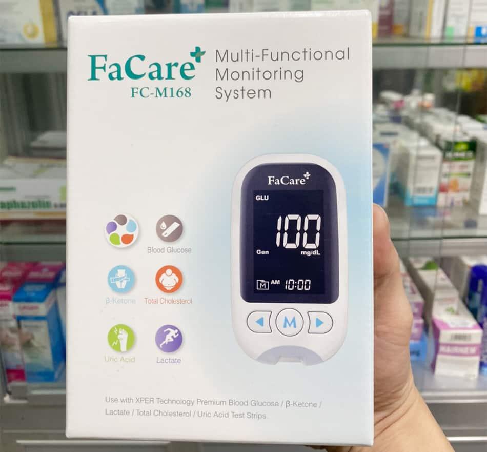 Ưu điểm của máy đo Facare 5 trong 1