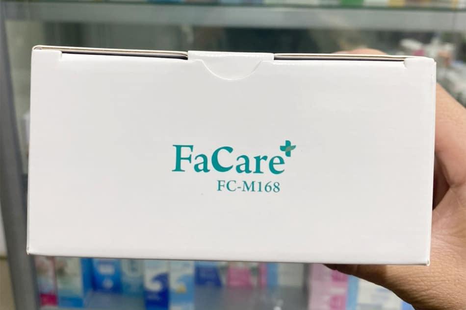 Thiết bị y tế Facare FC - M168