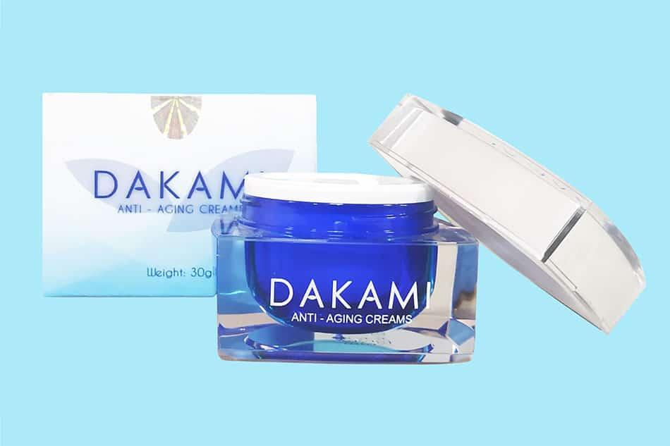 Hộp và lọ Dakami