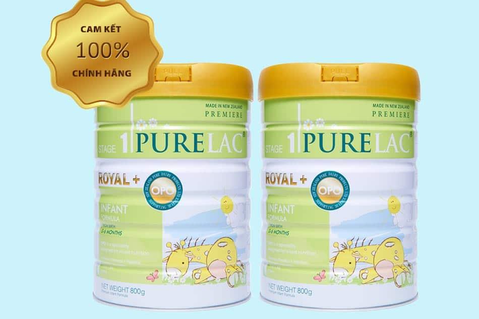 Combo 2 Purelac số 1