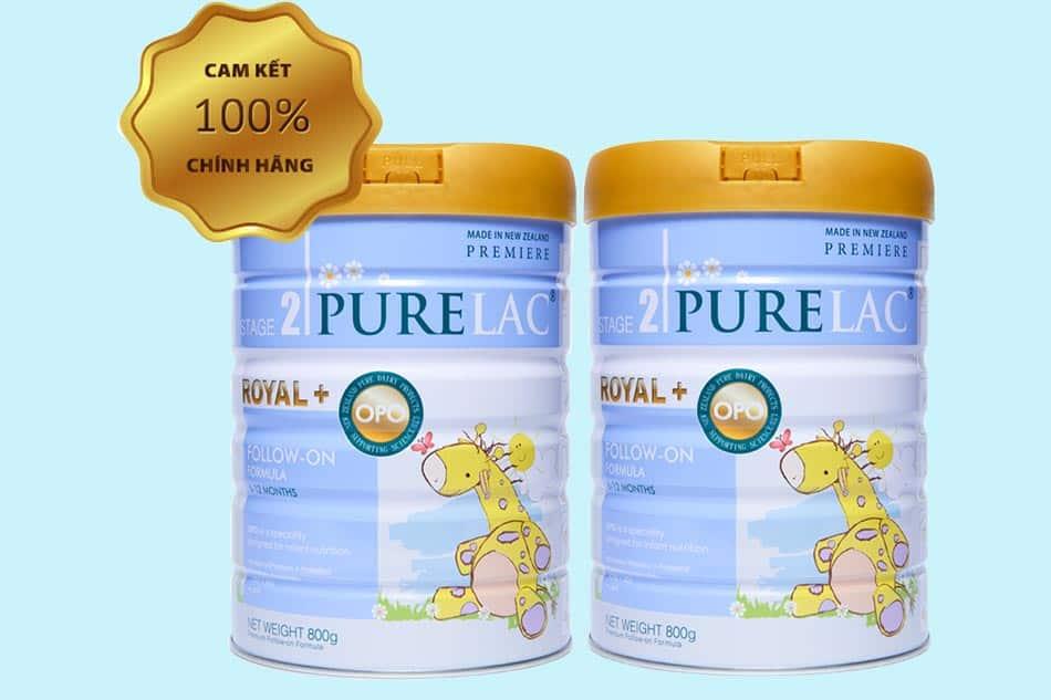 Combo 2 Purelac số 2