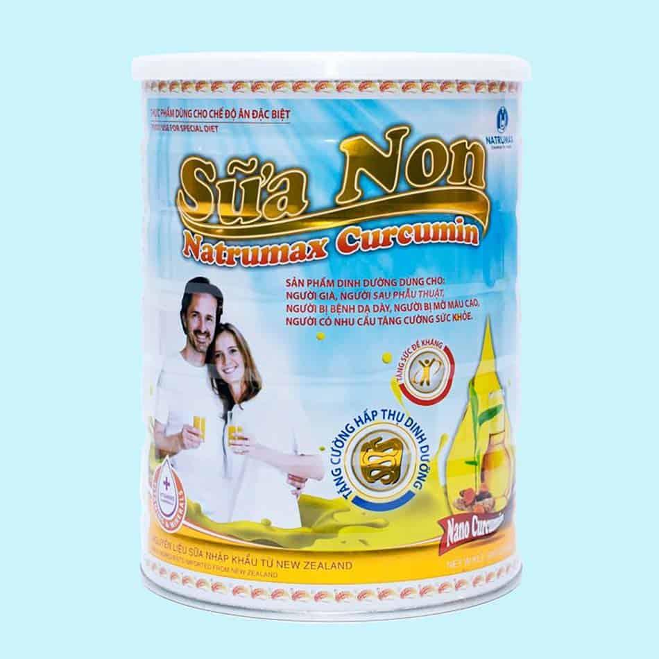 Sữa non NATRUMAX CURCUMIN