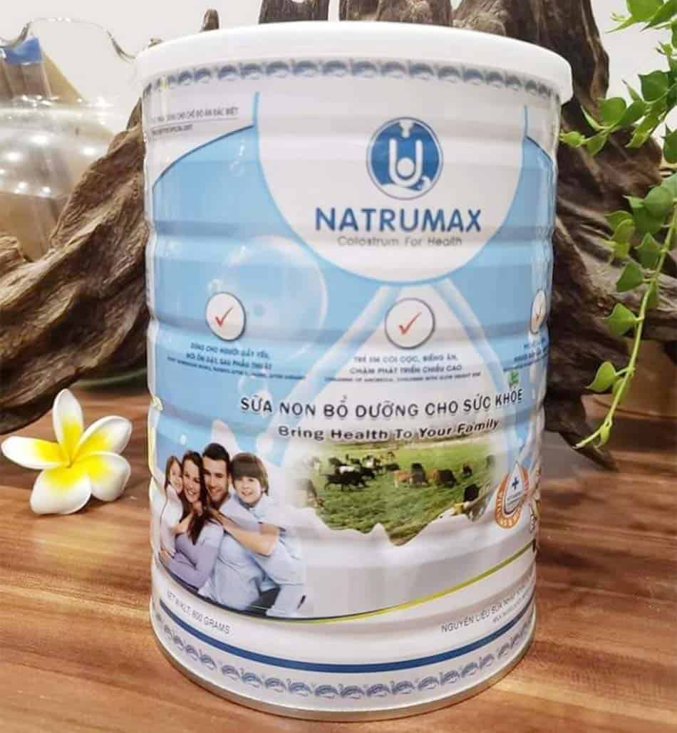 Sữa non Natrumax Family 400gr