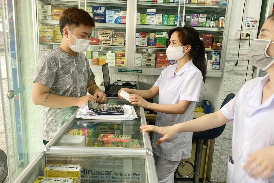 Nhà thuốc Việt Pháp 1 tư vấn tận tình