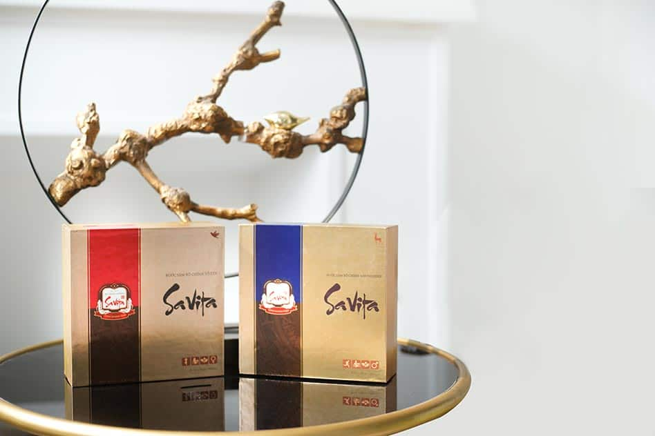 Nước sâm Savita do công ty nào sản xuất?