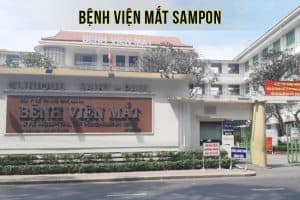 Hình ảnh Bệnh viện mắt Sampon