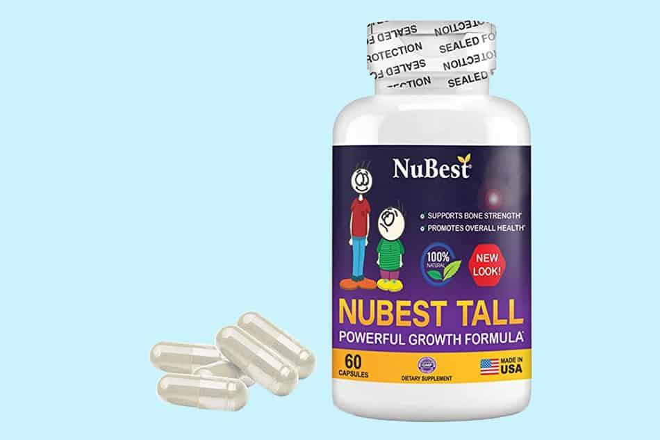 Viên uống NuBest Tall