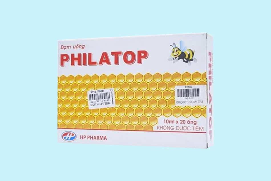 Hộp Philatop con ong