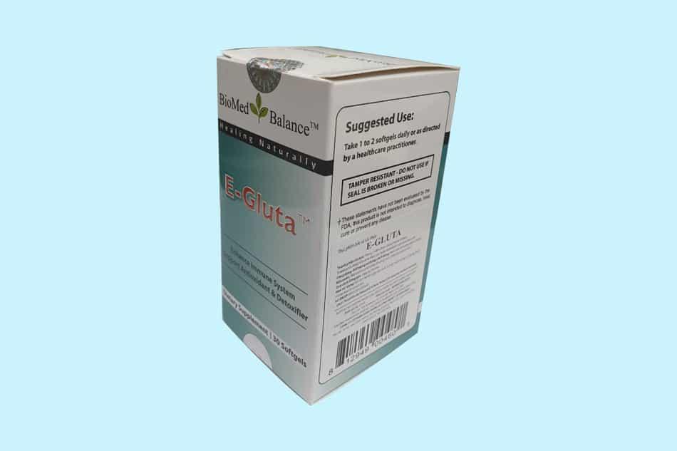 E - Gluta là thực phẩm chức năng