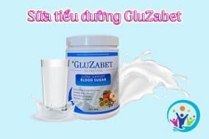 Sữa tiểu đường Gluzabet