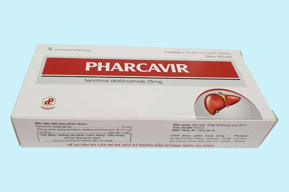 Thuốc Pharcavir