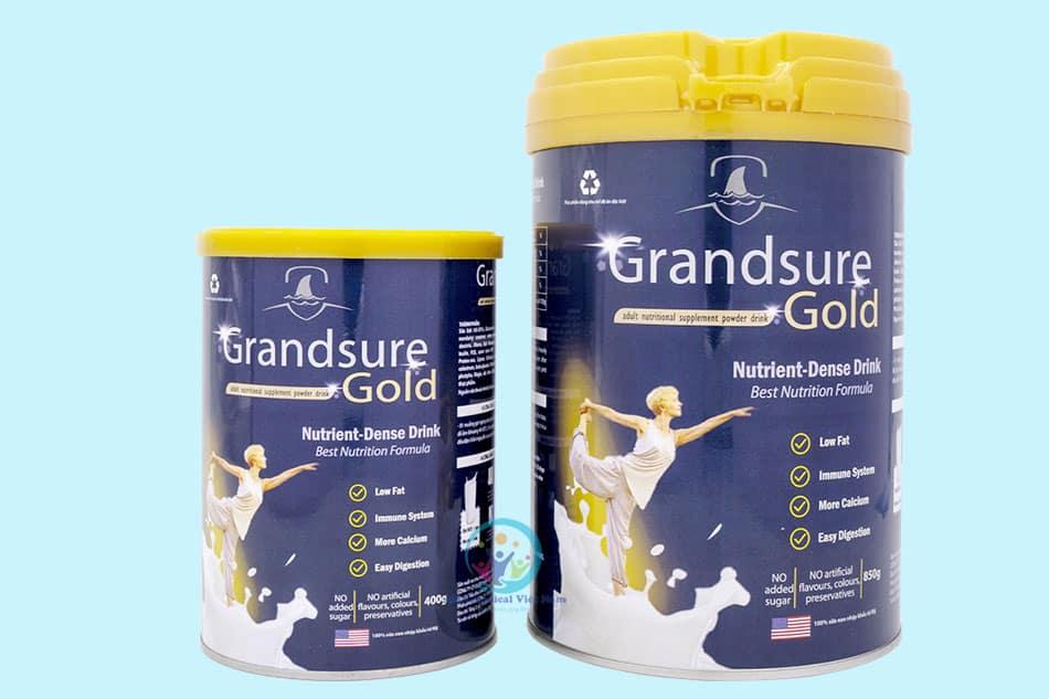 Hình ảnh: Sữa non xương khớp Grandsure Gold