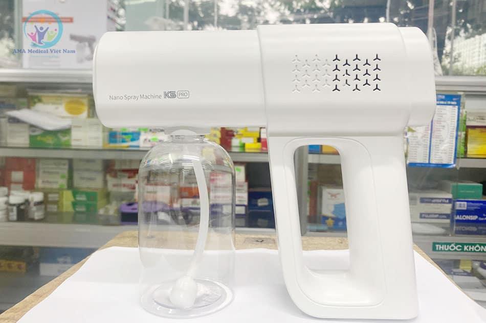 Nano spray machine K5